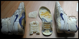 good quality offer discounts high quality 1991 Nike Air Force 180 PUMP | Size 9.5 Waiting for a sole s ...