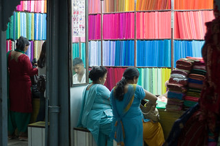 Saree matching center | by kuuan