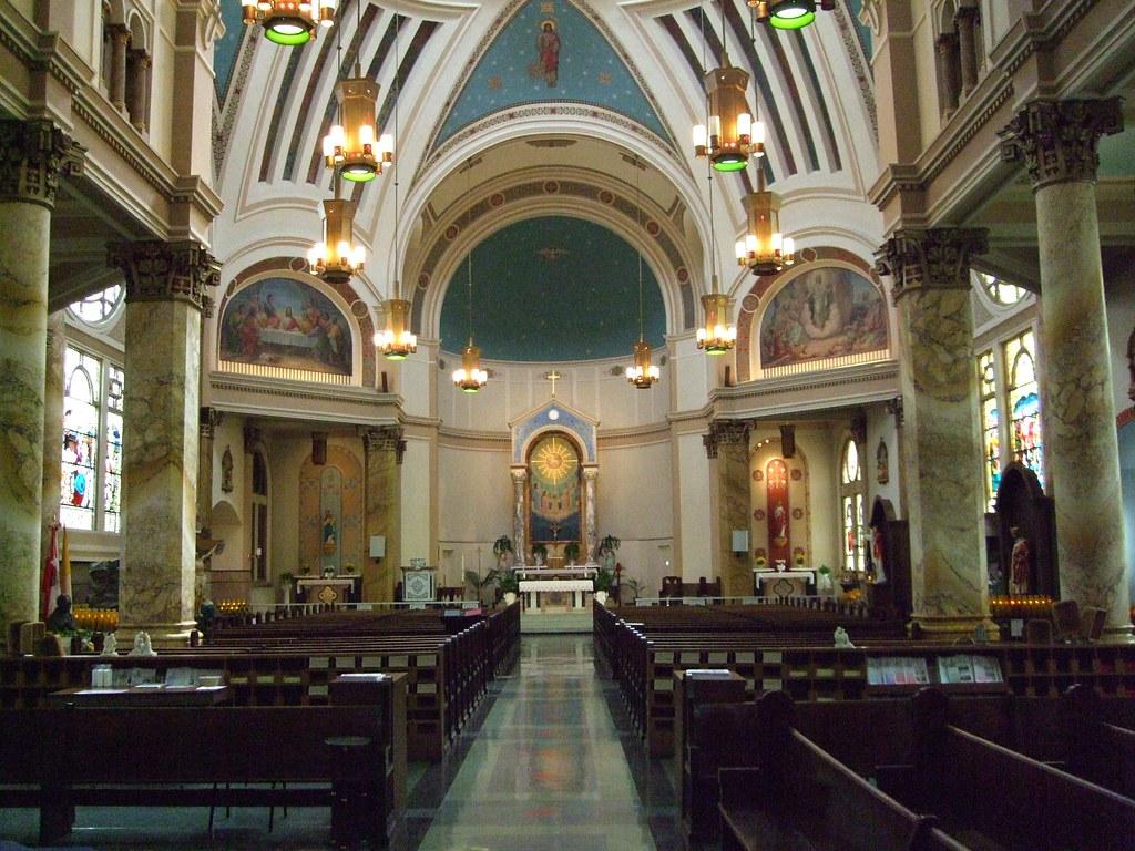 Holy Innocents Catholic Church, Chicago, IL