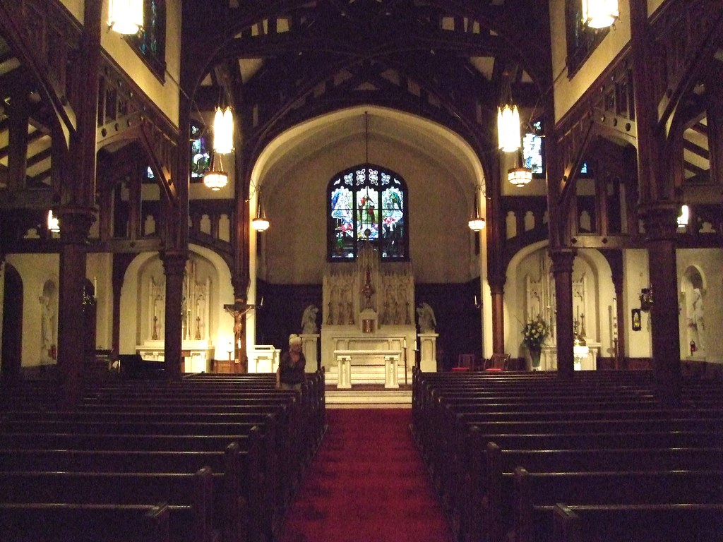 Shrine of the Sacred Heart, Baltimore, MD