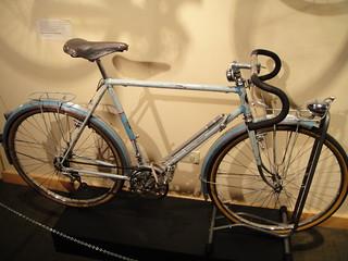 1949 Alphonse Thomann touring bike