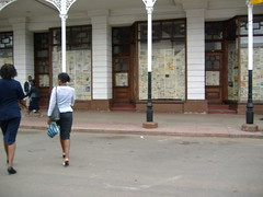 Bulawayo National Gallery covered up to conceal Maseko's exhibition