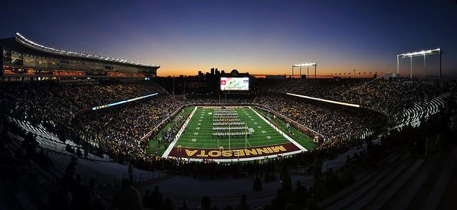 TCF Bank Stadium - University of Minnesota, Minneapolis