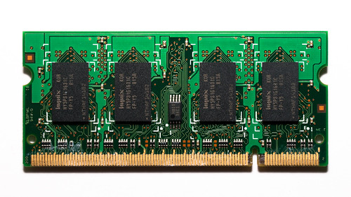 1GB DDR3 Memory Module | by wwarby