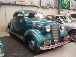 1938 Dodge D8 Doctor's Coupe