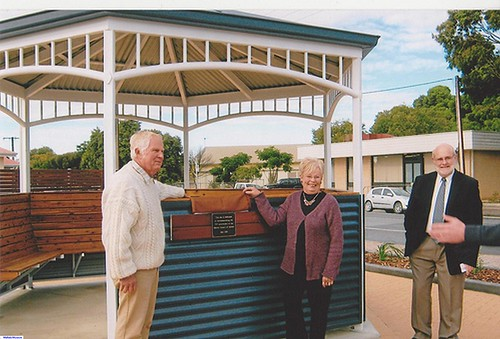 The Opening of the Rotunda at 2 Wasley Road | by mallala museum