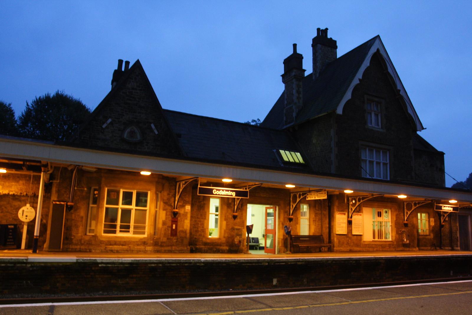 Godalming Station