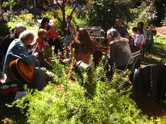 New York City, USA: De Colores Community Garden