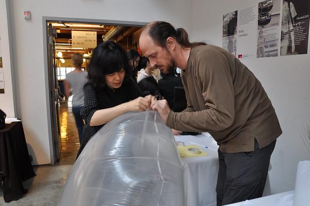 Jinsil&Greg_inflating weBlimp