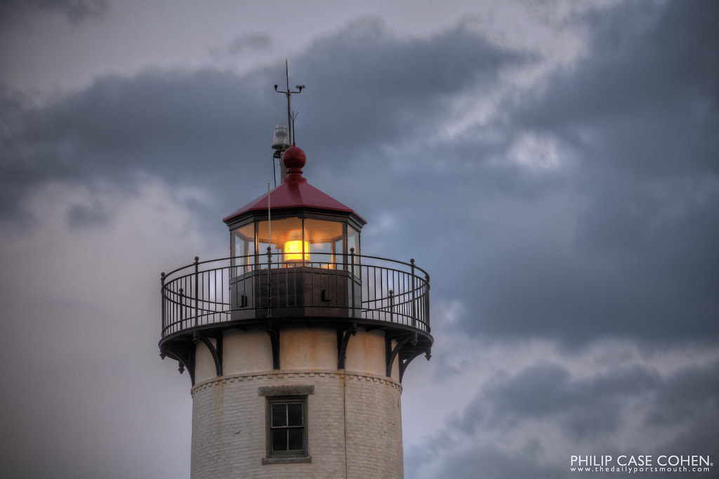 Beacon by Philip Case Cohen