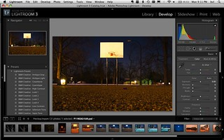 47/52: working in Adobe Lightroom 3 | by chromedecay