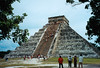 Chichén Itzá, El Castillo, foto: Mirka Baštová