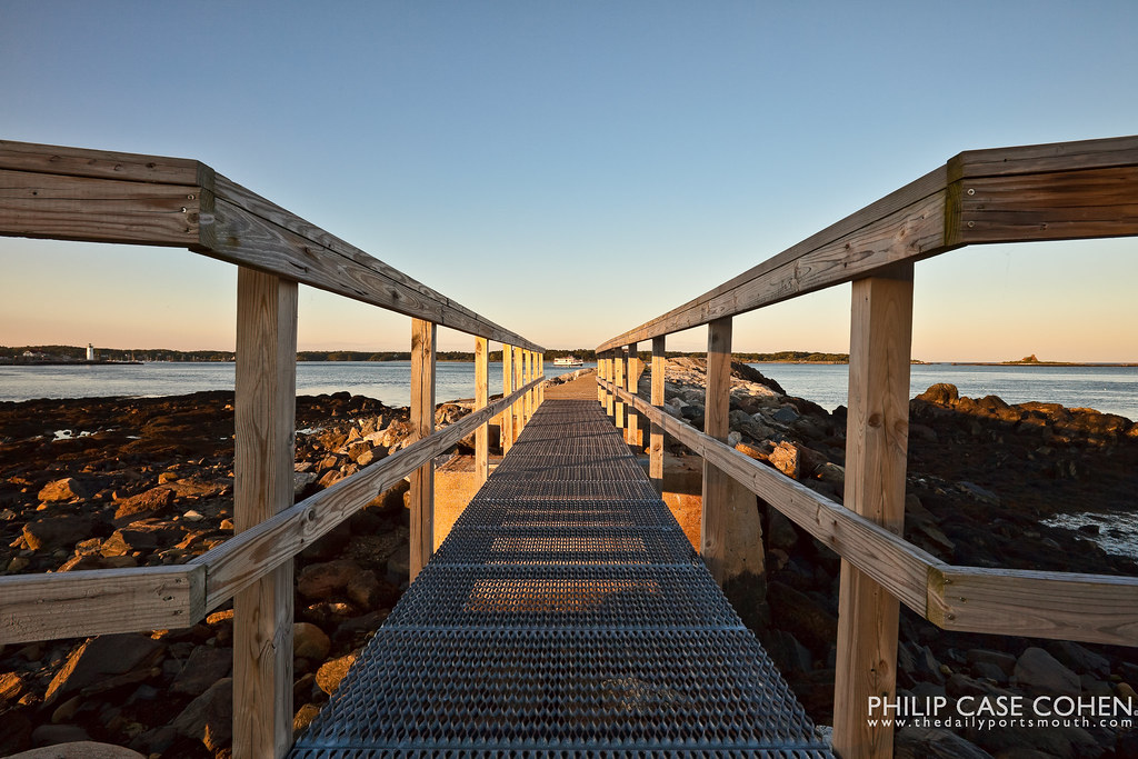 The Walkway by Philip Case Cohen