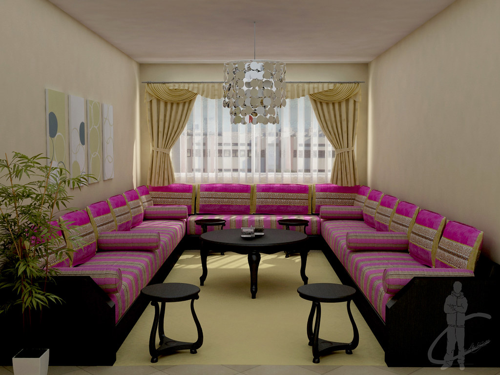 Salon Marocain Ctdesign16 Flickr