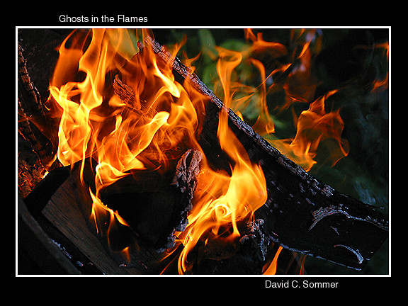 Ghosts and Flames