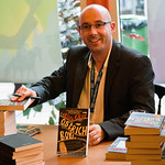 Keith Gray | Keith Gray at Edinburgh International Book Festival 2010