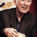 Seamus Heaney | Seamus Heaney at Edinburgh International Book Festival 2010