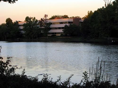 morning sunrise gibbsboro paintworks commercialbuildings gibbsboronj