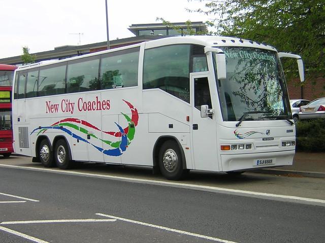 New City Coaches SJI 6569