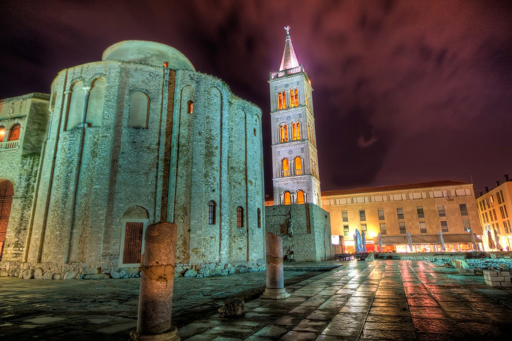 St. Donat's Church - Zadar, Croatia