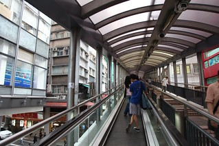 Central & Mid-Levels Escalator | by oafbot