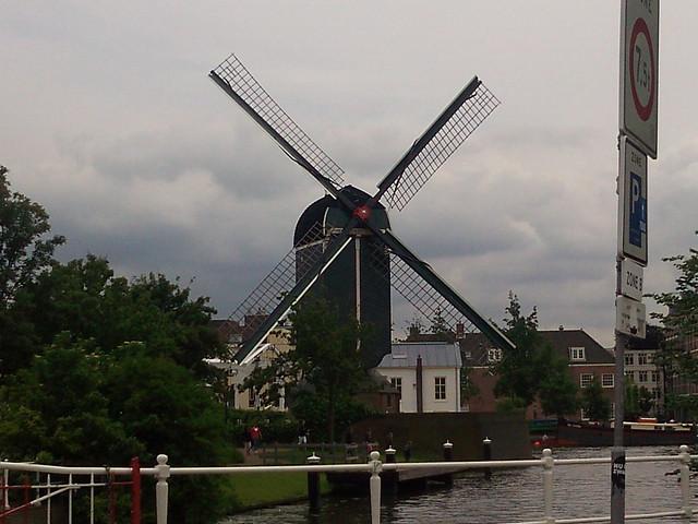 Leiden Windmill