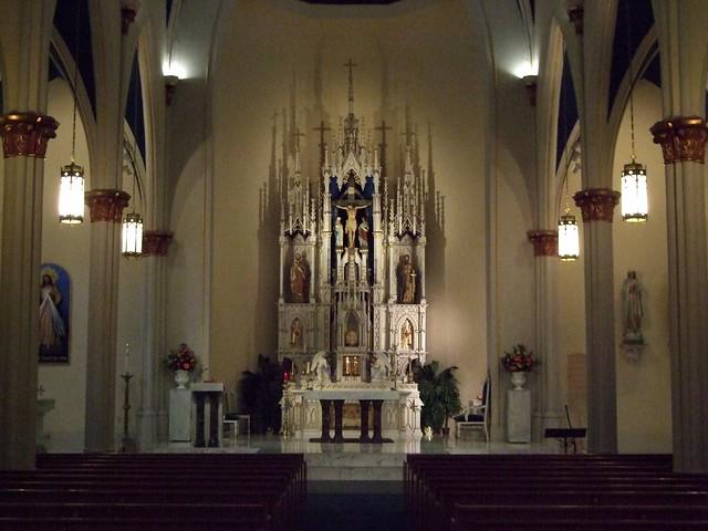 Corpus Christi Catholic Church, Galesburg, IL