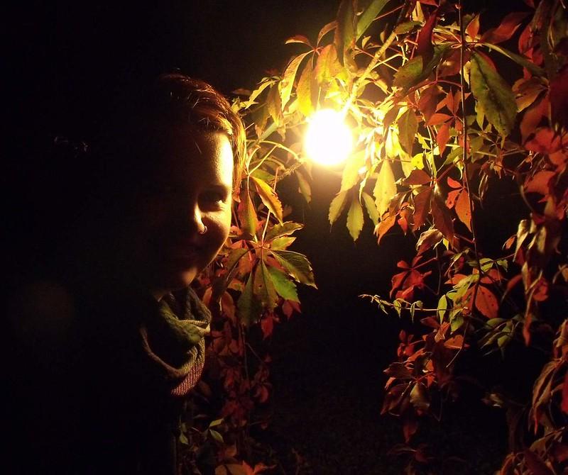 Vanessa bei Nacht