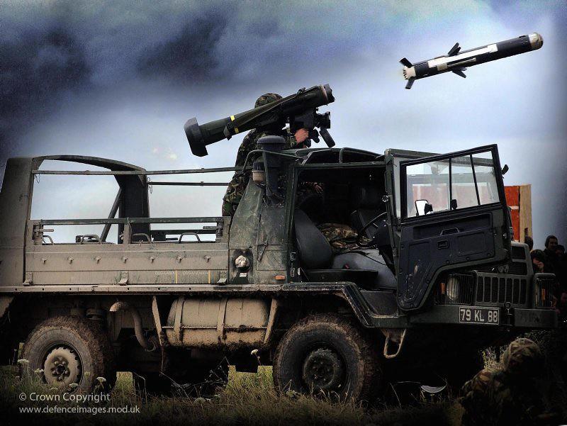 Light Forces Anti-Tank Guided Weapon (LFATGW) Javelin