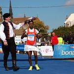 vítězka závodu žen, foto: Zdenek Krchák