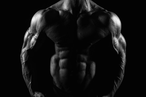 Body Builder | by Caza_No_7