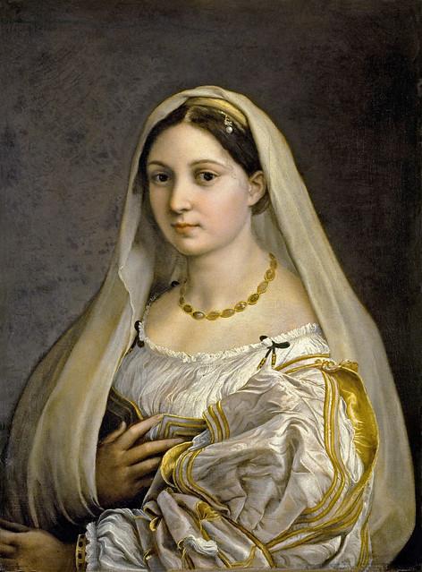 Raphael: La donna velata [1516]