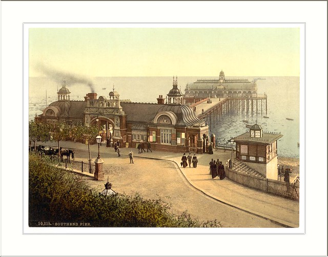 The pier Southend-on-Sea England