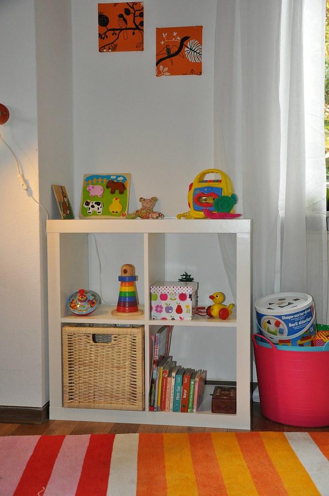 spielecke im wohnzimmer | luftballonparade | Flickr