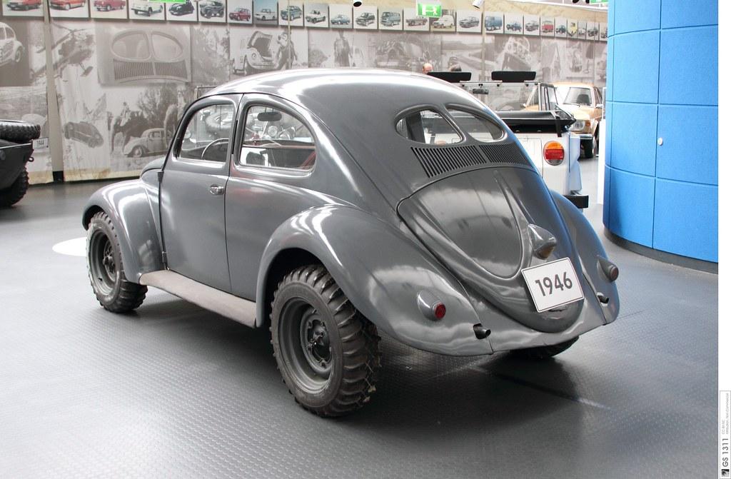 1946 Volkswagen Kommandeurwagen Typ 877 K 228 Fer 02 Flickr