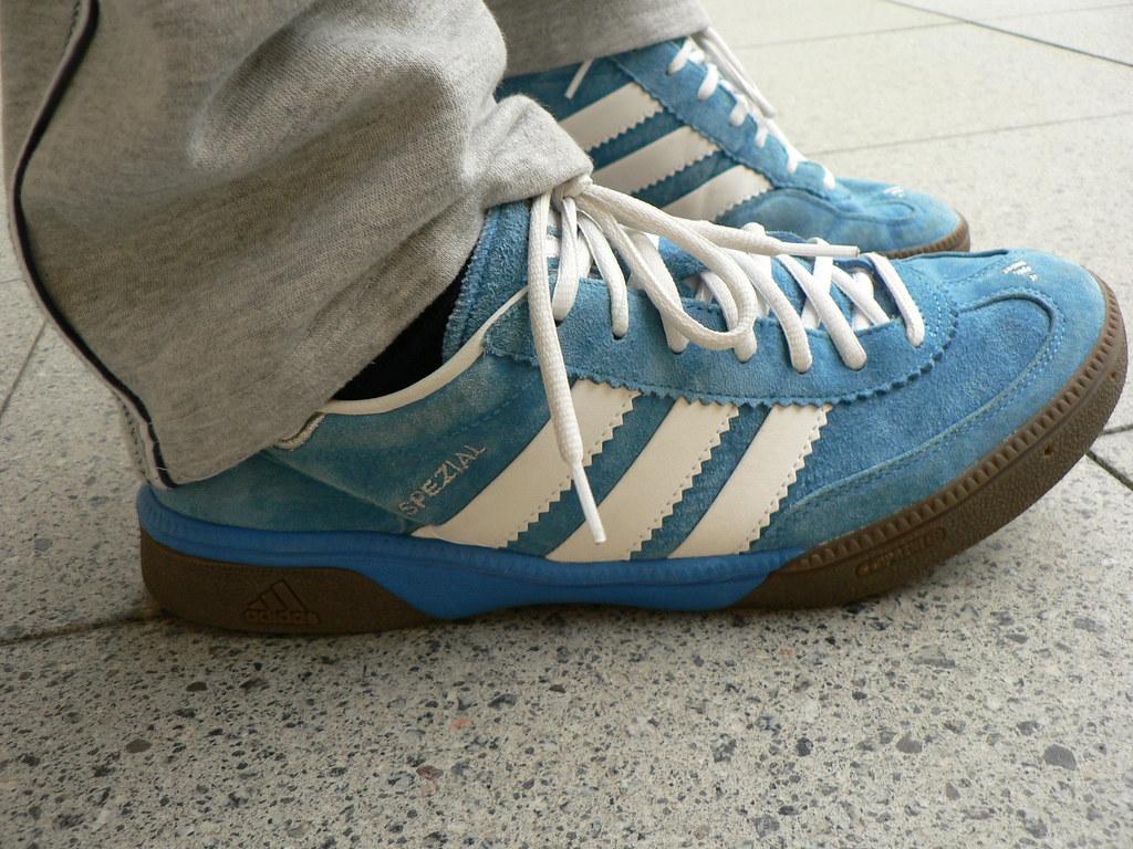 variedad de diseños y colores precios de liquidación gran venta Adidas HB Spezial (blue) Special | D 46 2/3 - US 12 | abdelazar ...