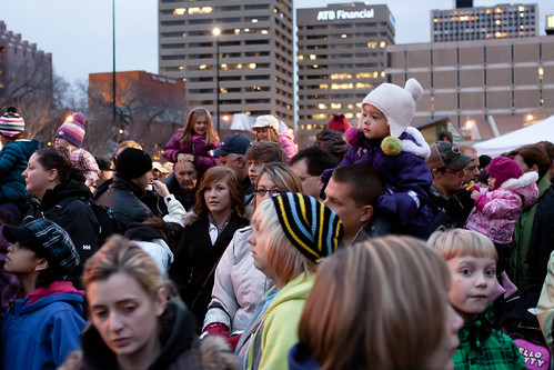 Crowds   by Daveography.ca