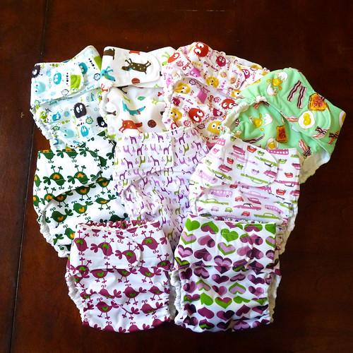 Lots of Diapers! | by elizabethmariecarroll