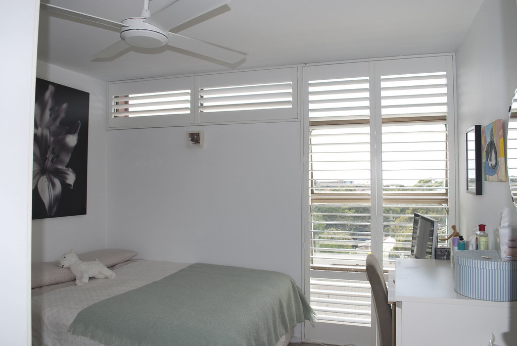 image of aluminium plantation Shutters