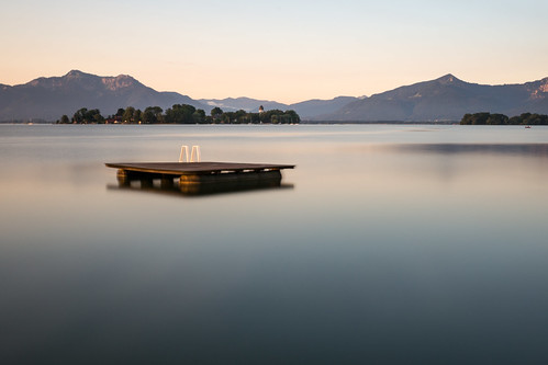 lake mountains alps water weather sunrise canon island bayern bavaria dawn long exposure view time insel clear vista chiemsee 6d fraueninsel chiemgau gstadt sigma35mmf14dghsm