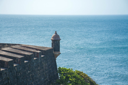 2015 carnival cruise nikon puertorico fortress fortification fort