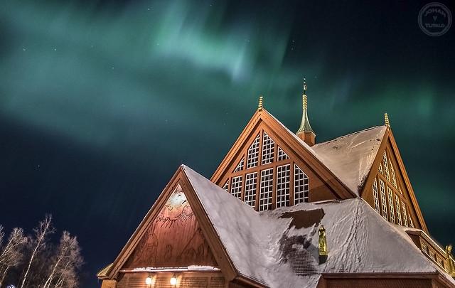 kiruna kyrka 3