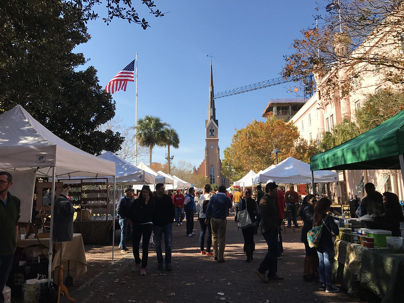 Farmers Market at Charleston