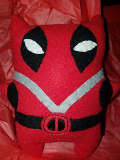 Deadpool ninni!