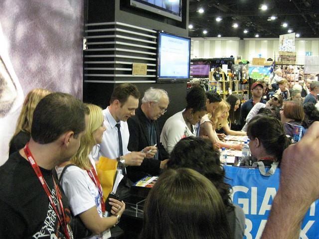 Community signing