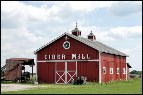 ohio mill barn rural country cider roadside burton rual geauga westernreserve erjkprunczyk agritecture