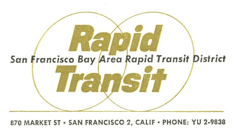 San Francisco Bay Area Rapid Transit District (May 1958)