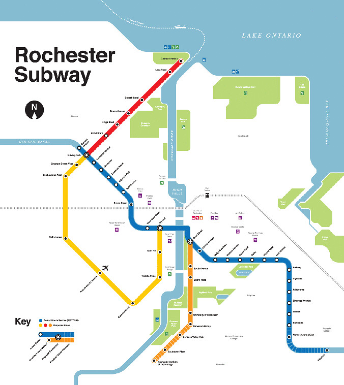 Rochster Subway Map If It Exist.The Rochester Ny Subway Not Sure If Any Of It Still Exist Flickr