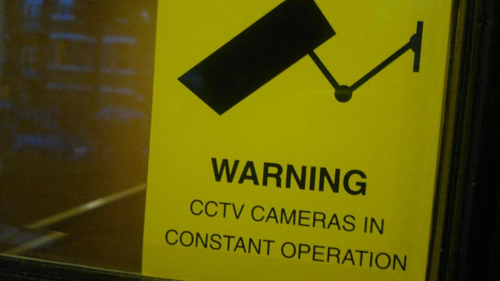 WARNING: CCTV