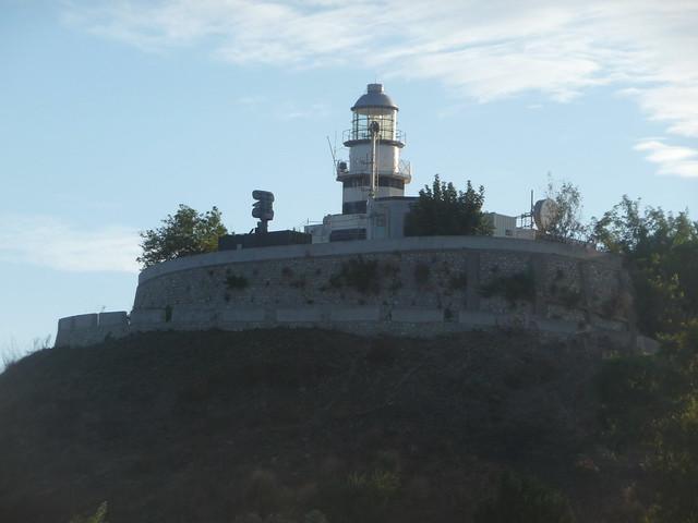 Faro di Punta Stilo a Monasterace